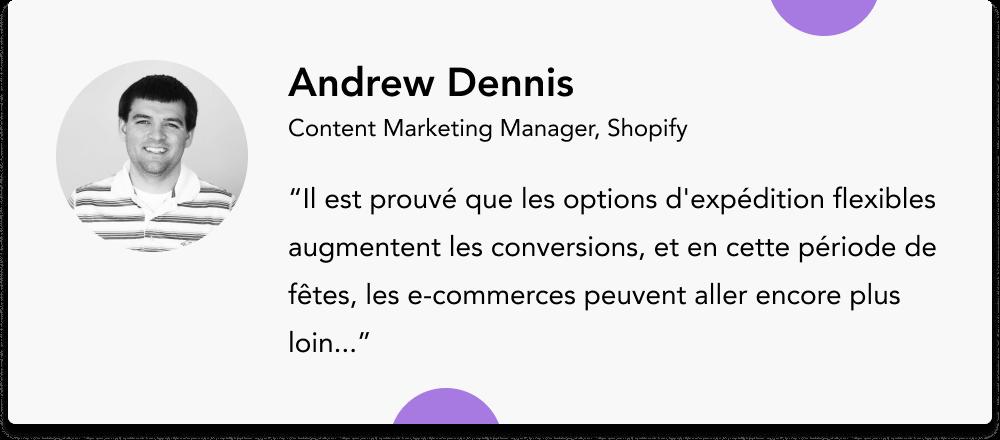Andrew Dennis Shopify