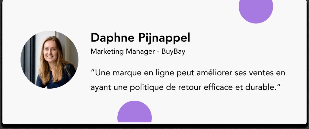 Daphne Pijnappel BuyBay