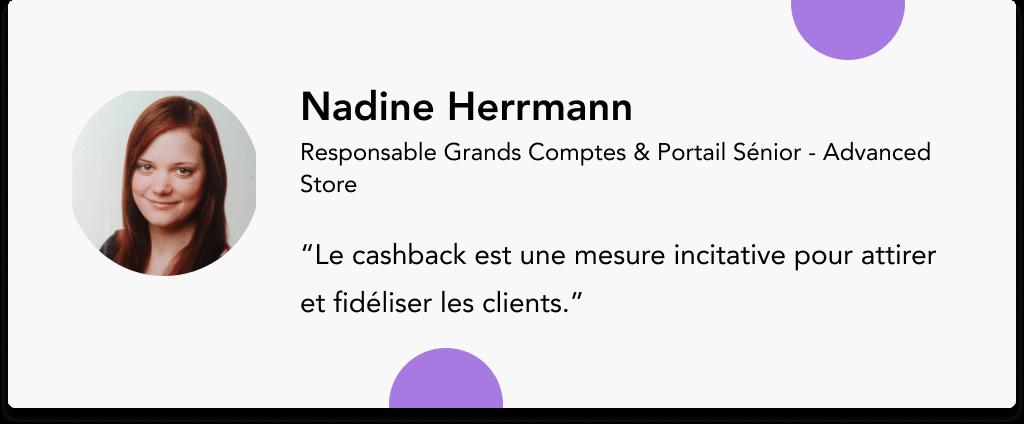 Nadine Hermann Advanced Store