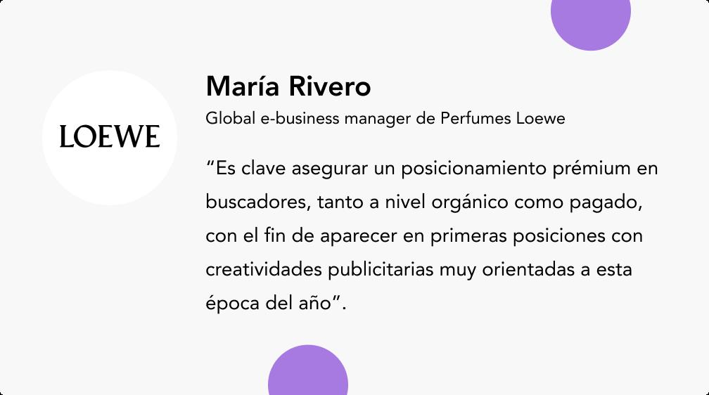 Maia rivero expertos en e-commerce