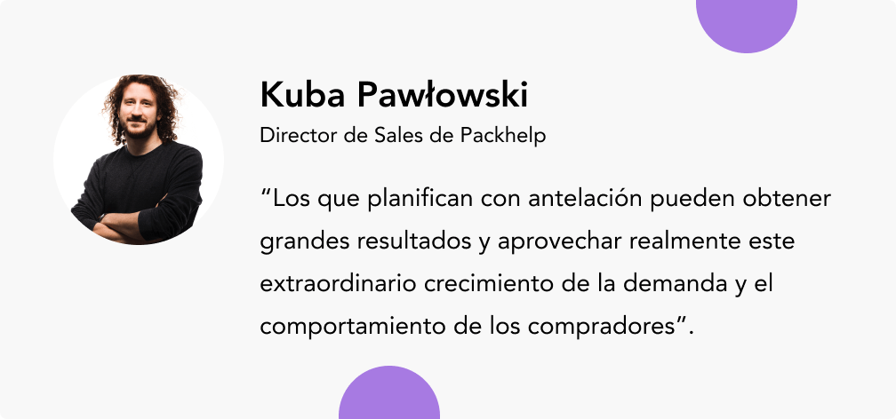 Kuba Pawolski expertos en e-commerce